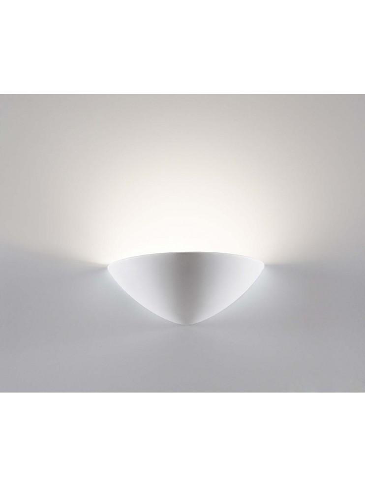 Applique angolare moderno 1 luce coll.belfiore 2139.108