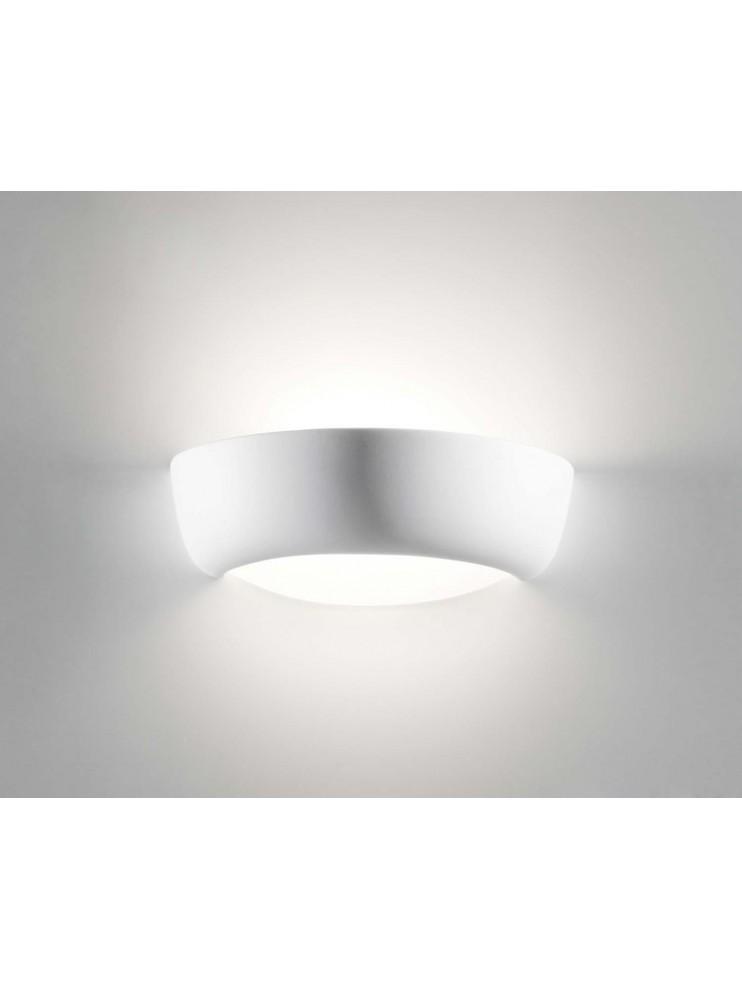 Applique moderno ceramica 1 luce coll. 8215.108