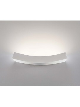 Modern ceramic wall light 2 lights coll. 8285.108