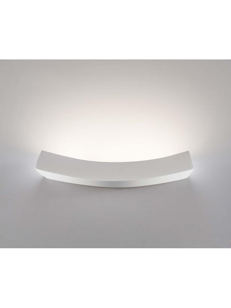 Applique moderno ceramica 2 luci coll. 8285.108