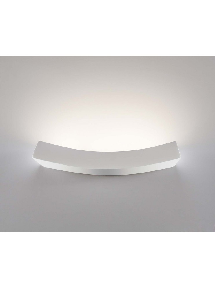 Modern ceramic wall light 2 lights coll. 8285.108