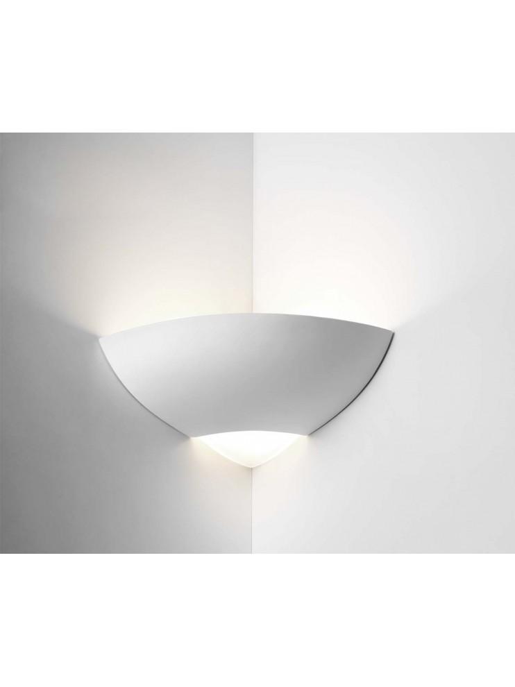 Applique angolare moderno 1 luce coll.belfiore 2396.108