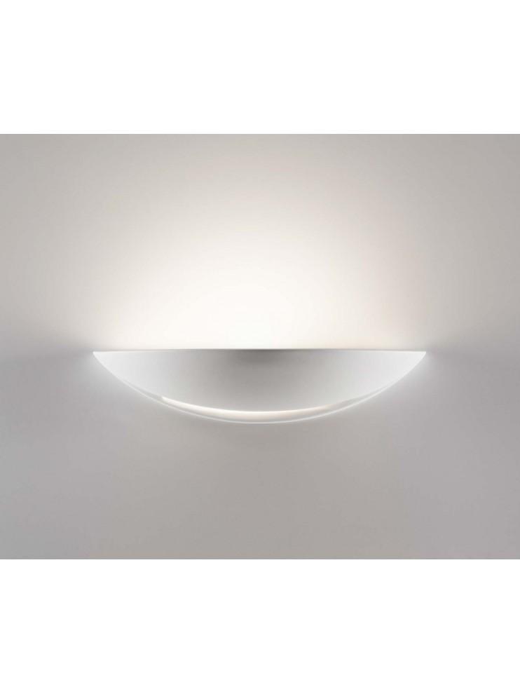 Applique moderno ceramica 1 luce coll. 8411.108