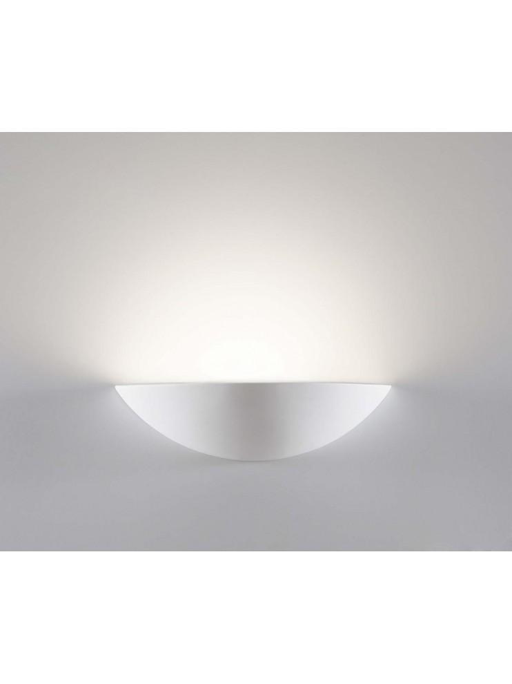 Modern ceramic wall light 1 light coll. 8428.108