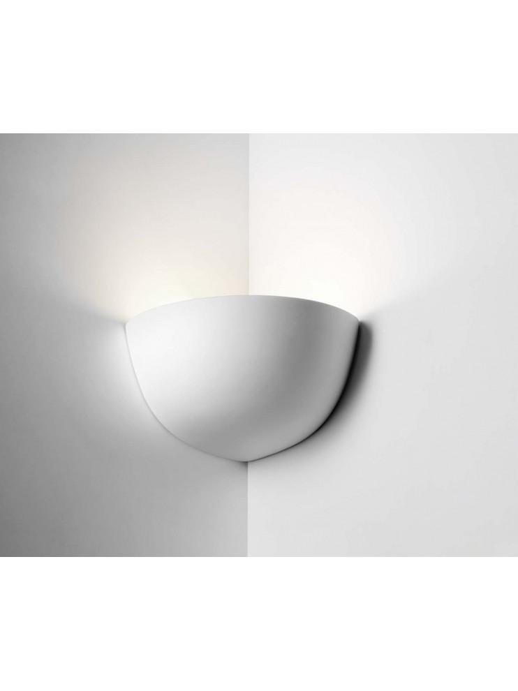 Applique angolare moderno 1 luce coll.belfiore 7305.108
