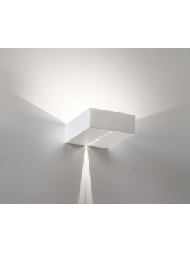 Modern ceramic wall light 1 light coll. 8459.108