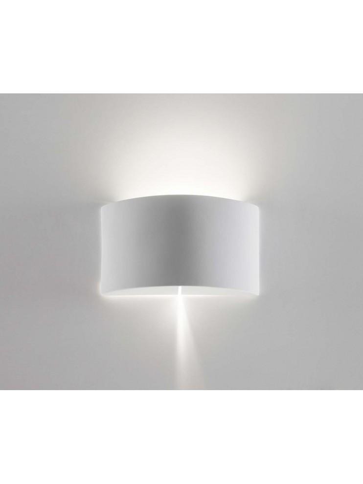 Applique moderno ceramica 2 luci coll. 2398.108