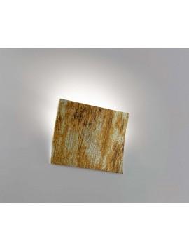 Applique moderno ceramica ossido 1 luce coll. 2304.391
