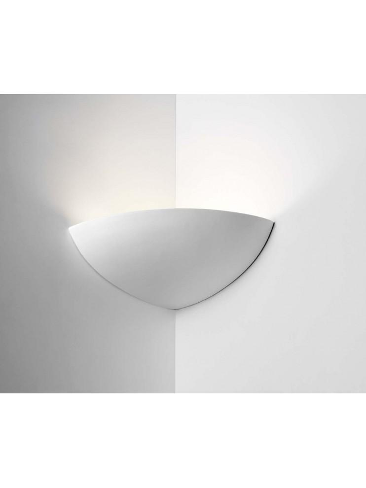 Modern 1 light corner wall lamp coll. 7958.108