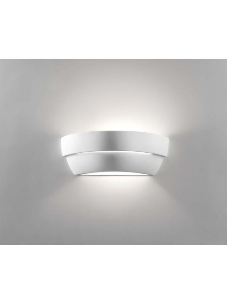 Applique moderno ceramica a 1 luce coll. 8342.108