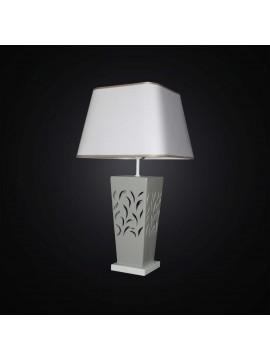 Lume grande moderno in ceramica quadrato 1 luce BGA 2879-LG