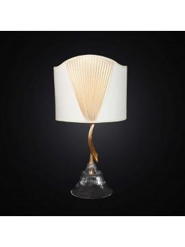 Lume grande classico oro in cristallo 1 luce BGA 2830/LG
