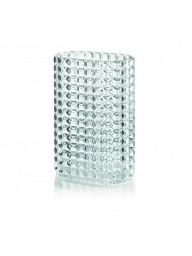 Guzzini transparent tiffany collection vase