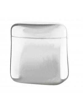 Barattolo caffè 700cc guzzini collezione gocce trasparente