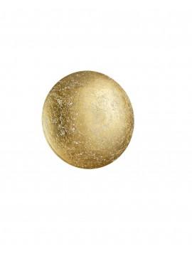 Applique moderno oro a led 8w trio 224110179 Chiros