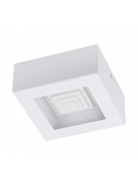 Plafoniera a led moderna 1 luce 6,3w GLO 96791 Ferreros