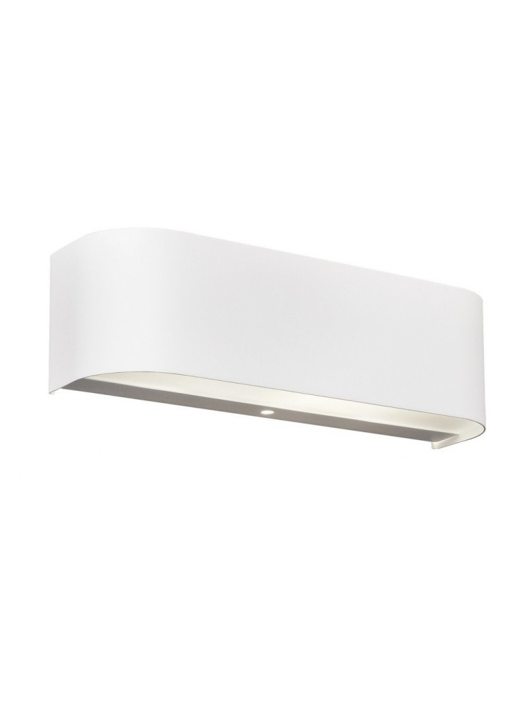 Led wall lamp 6,4w white with modern glass trio 220810201 Adriano