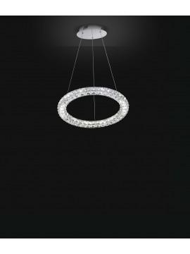 Modern led chandelier 12w affra 2186 Nora 3 design swarovsky