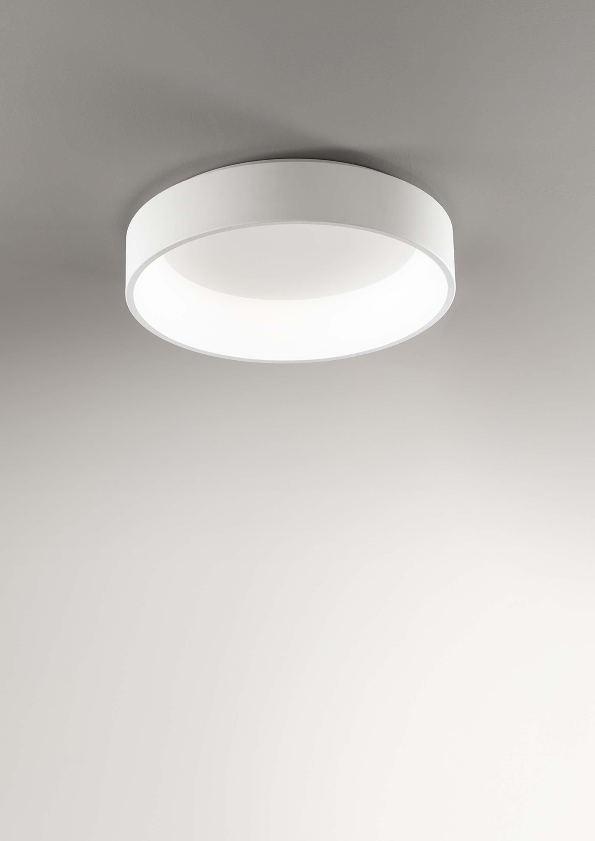 Modern led ceiling lamp 33w design affra 2072 Band diodi