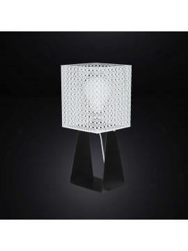 Lume grande moderno design nero e bianco 1 luce BGA 2894/LG