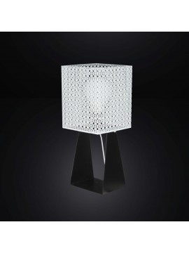 Lumen large modern black and white design 1 light BGA 2894 / LG