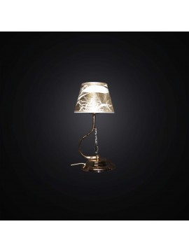 Classic gold crystal light 1 light BGA 2999-lp swarovsky design