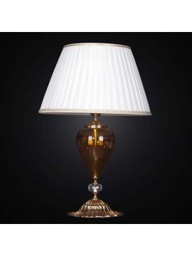 Lume grande classico ottone e cristallo 1 luce BGA 2346-lg design swarovsky