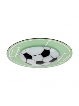 Ceiling lamp for children's soccer field 1 light GLO 97667 Tabara