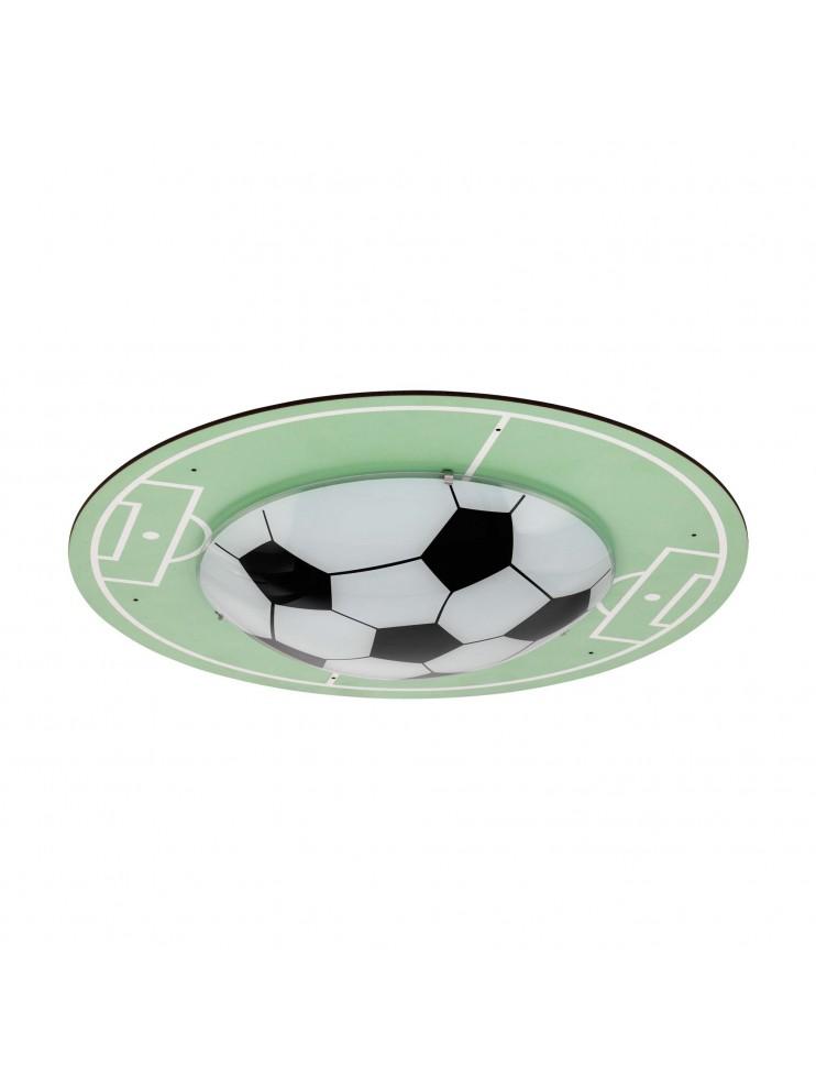 Ceiling lamp for children's soccer field 1 light GLO 97667 Tabara