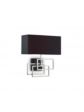Wall modern design ideal-lux Luxury chrome ap1