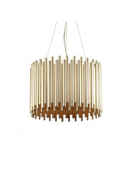 Classic chandelier with 5 lights minimal minimal ideal-lux design Pan sp5