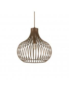 Modern design vintage chandelier 1 ideal-lux light Onion sp1 d.38cm