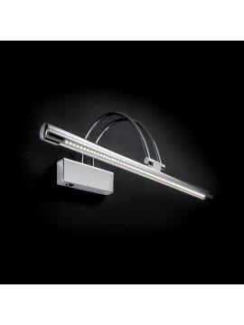 Applique moderno a led coll. bow ap114 cromo