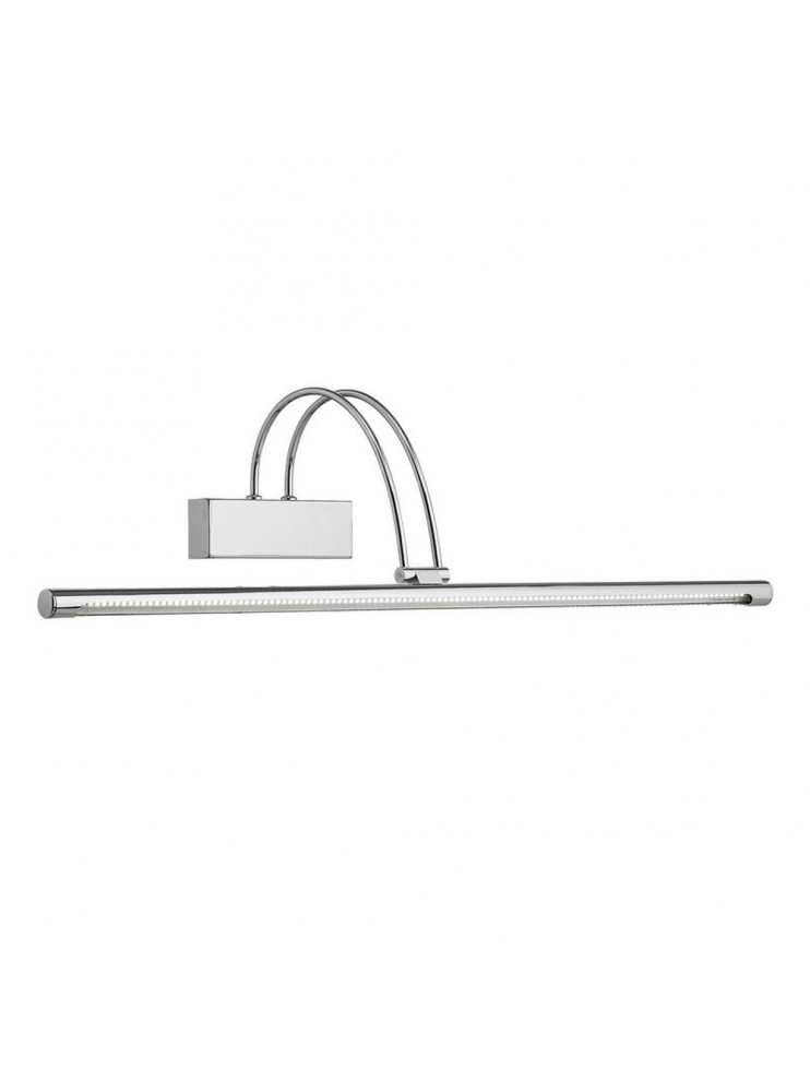 Modern LED wall light coll. bow ap114 chrome