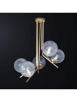 Contemporary design contemporary chandelier 5 lights BGA 3054-5