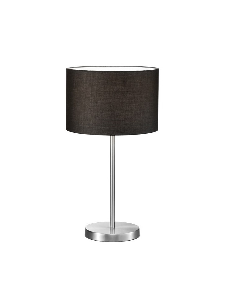 Modern large light 1 light black fabric trio 511100102 Hotel