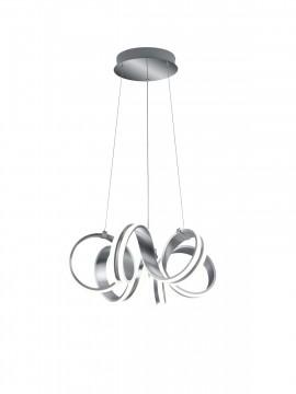 Modern design trio led chandelier 325010105 Carrera