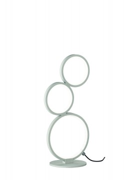 Modern design white led trio table lamp 522610331 Rondo