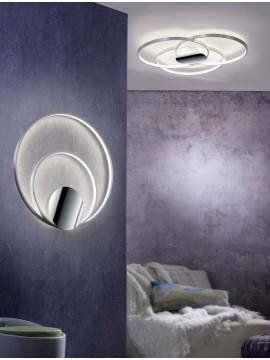 Modern led ceiling lamp design trio 673210306 Sedona