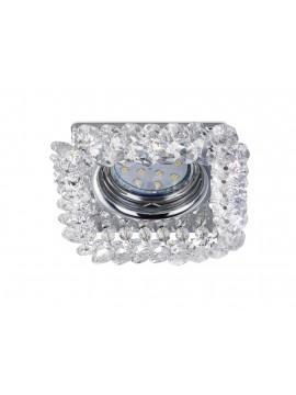 Faretto da incasso a led con cristalli trio 651800152 Dolomite