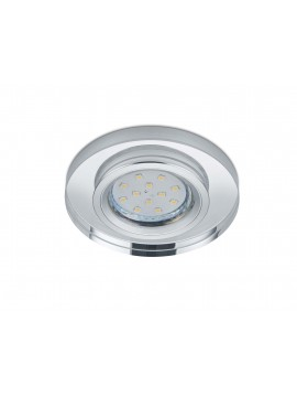 Modern led recessed trio crystal spotlight 652100152 Pirin