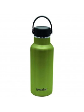 Thermal bottle 500ml in steel guzzini 11825026 green