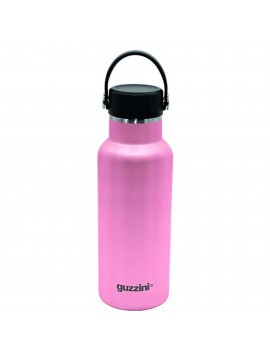 Thermal bottle 500ml in steel guzzini 11825035 pink