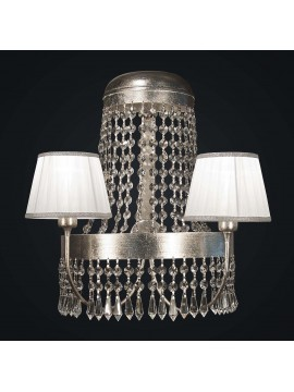 Modern swarovsky design wall light 2 lights BGA 1755-a2s