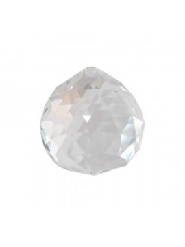 Sfera in Cristallo Trasparente 3cm