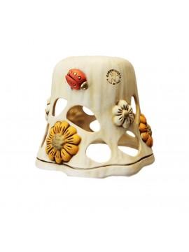 Piatto per lampadario ceramica coll. Sofia