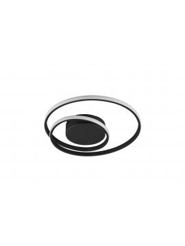 Modern design black ceiling light trio R62911132 Zibal