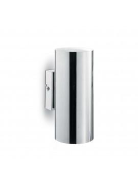 2-light modern design wall light Look ap2 chrome
