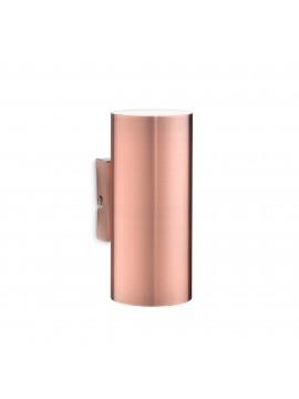 2-light modern design wall light Look ap2 copper