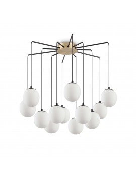 Modern led pendant lamp design Rhapsody sp12